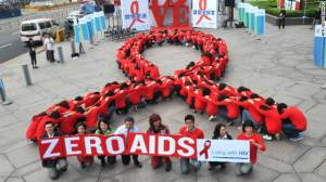 World AIDS Day in Thailand