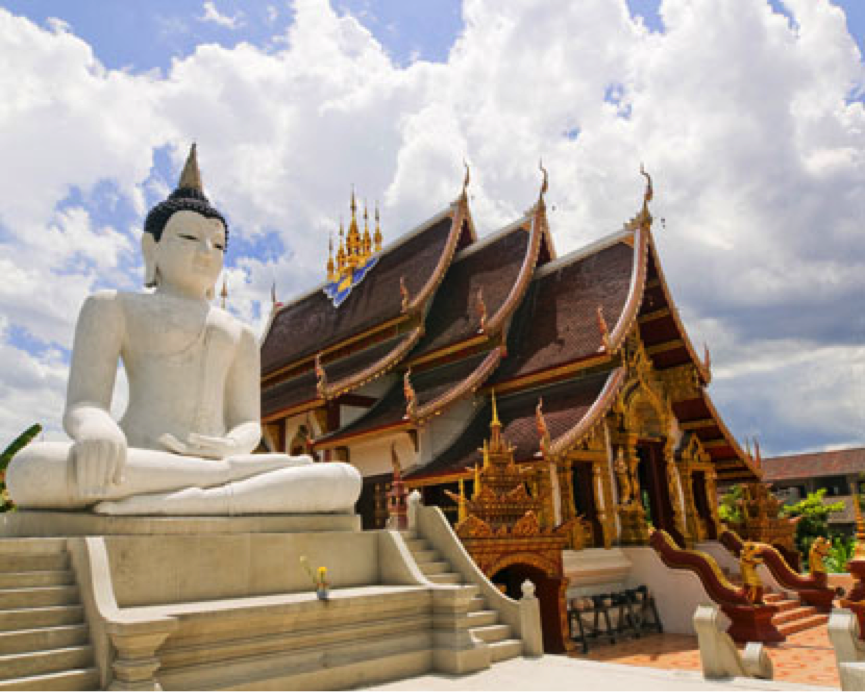 Thai Buddhism   Service Learning in Thailand