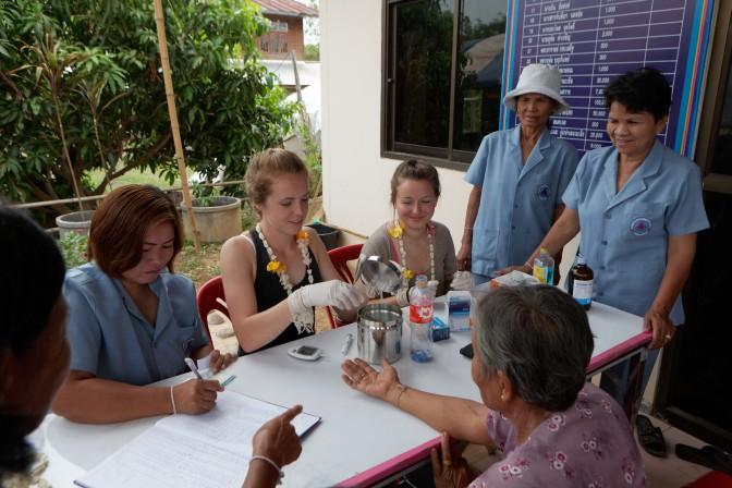 Thai Traditional Medicine