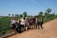 Touring villages