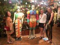 Visiting Cabbages & Condoms Restaurant in Bangkok