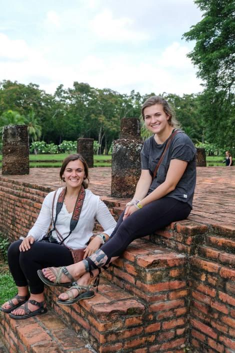 Visiting Sukhothai